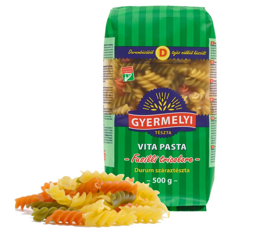 Vita Pasta Fusilli tricolore