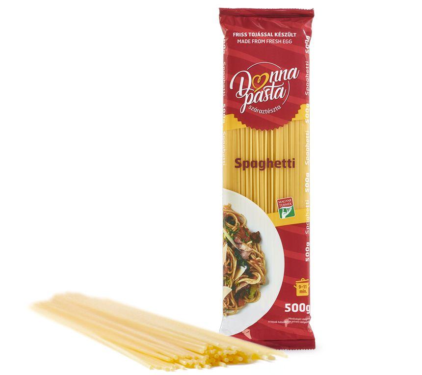 Donna Pasta Spaghetti