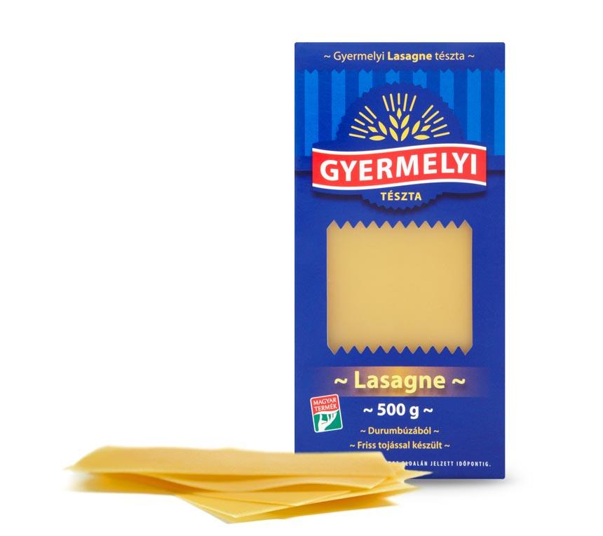 special shapes Lasagne