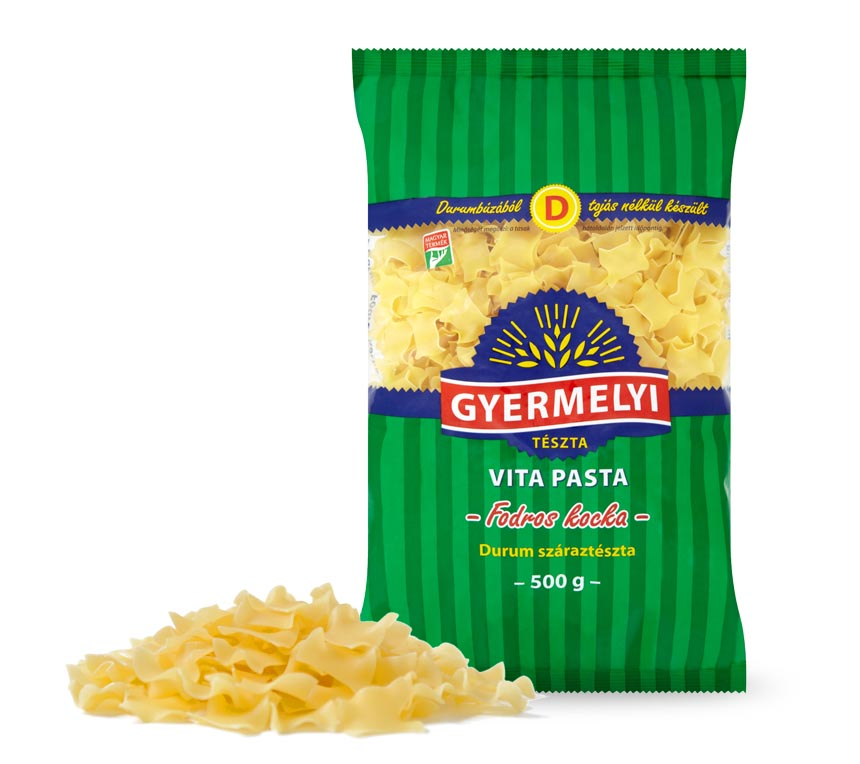 Vita Pasta Frilly squares