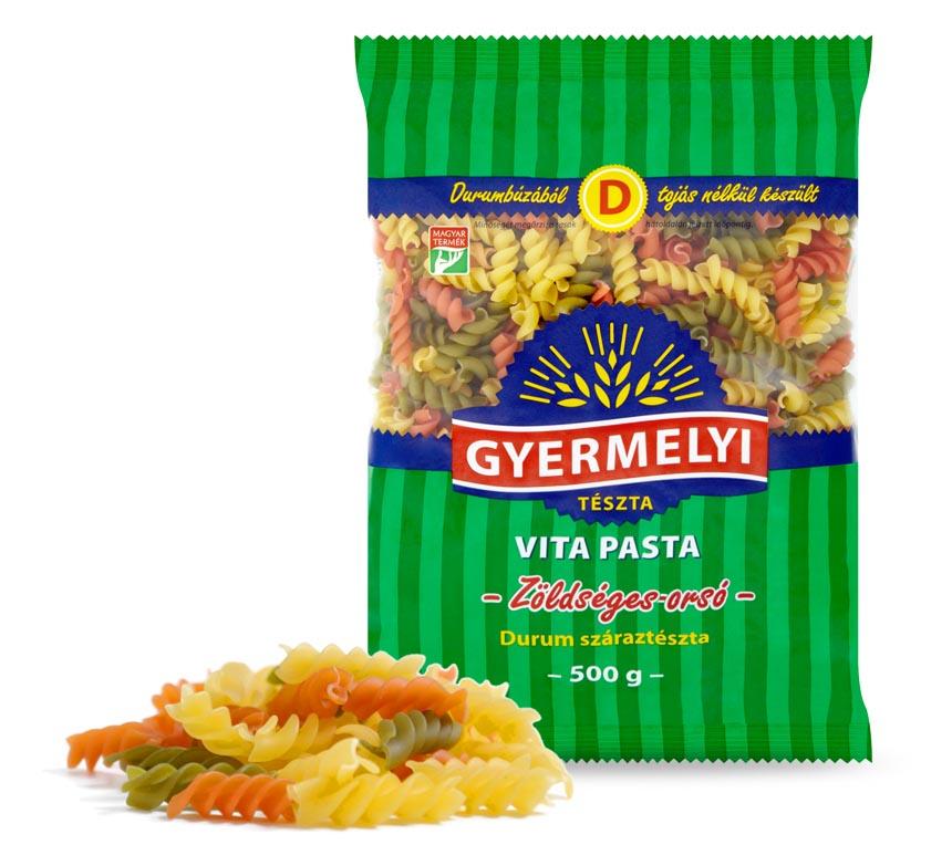 Vita Pasta Durum Coloured spindle